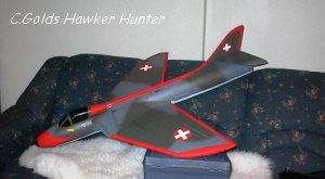 Click to view more of the C.Golds Hawker Hunter