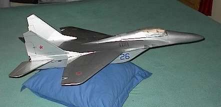Click to view more about my MiG-29 Fulcrum